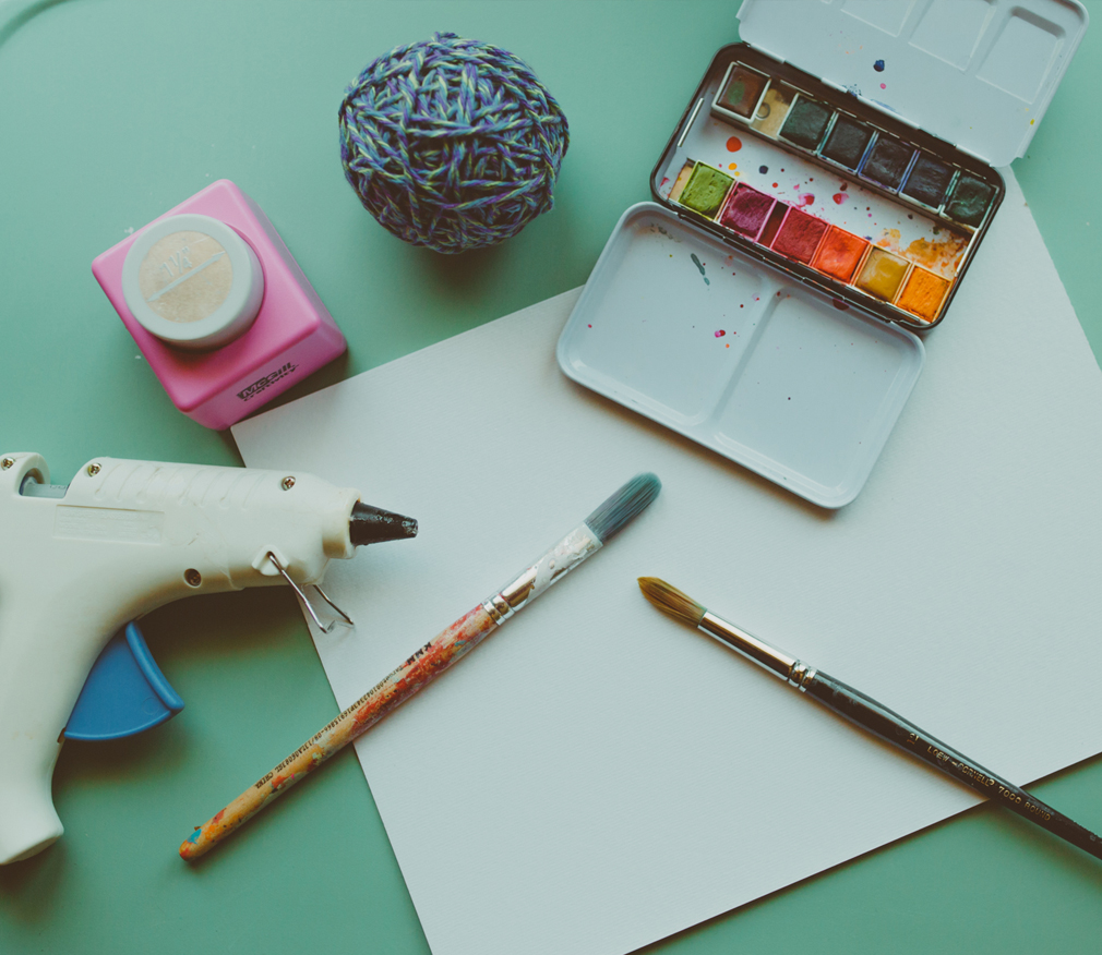 Crafting with Stacy Kron