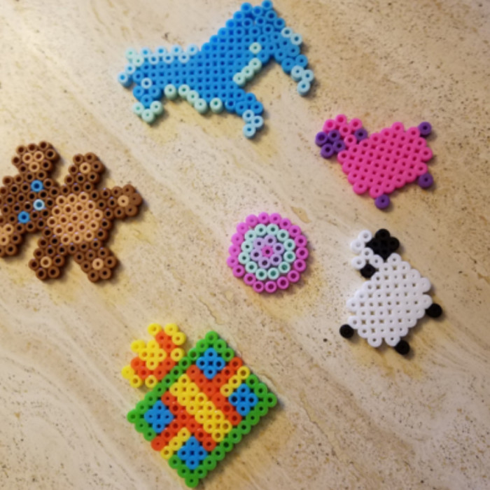 Perler Projects