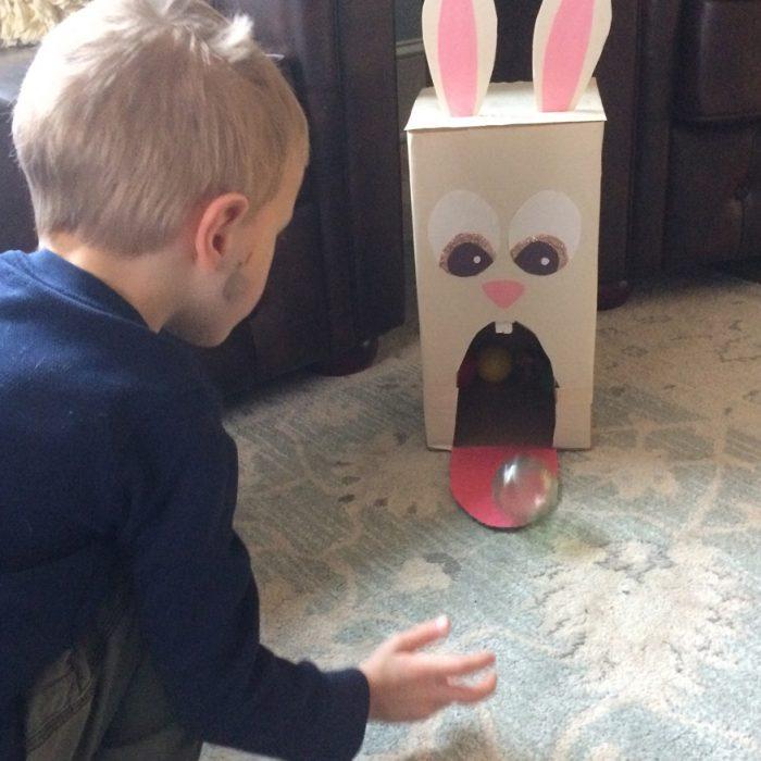 Bunny Bowling