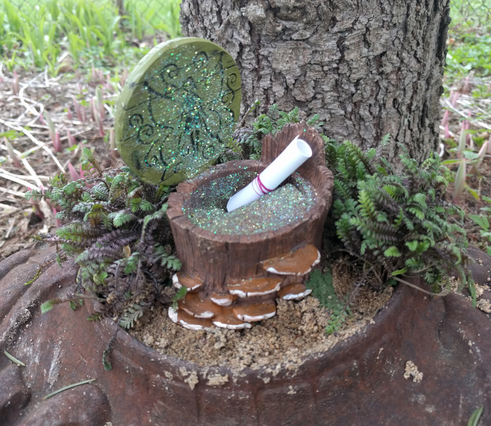 Fairy Scavenger Hunt. themamavillage.com