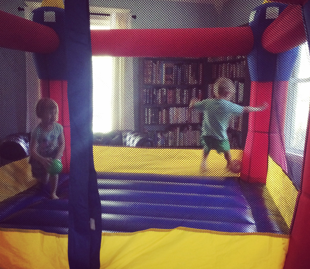 Indoor Bounce House