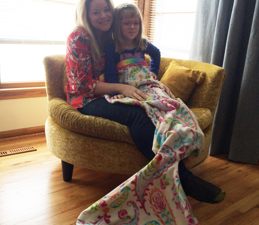 Mermaid Tale DIY Kids Craft the mama village